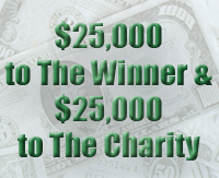 Hole In One Insurance Coverage for $50,000 Cash — ½ to Winner & ½ to Charity