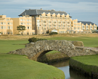 Hole In One Insurance Coverage for a St. Andrews Golf Vacation